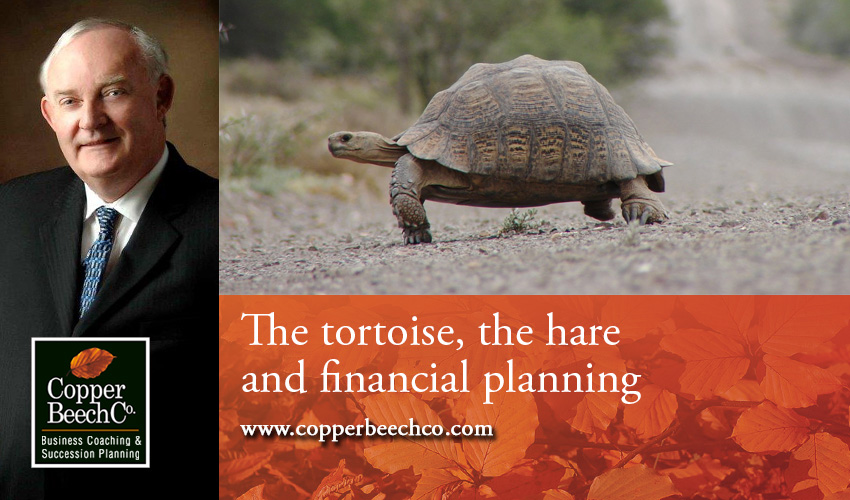 The tortoise, the hare and financial planning - Copper Beech Co.