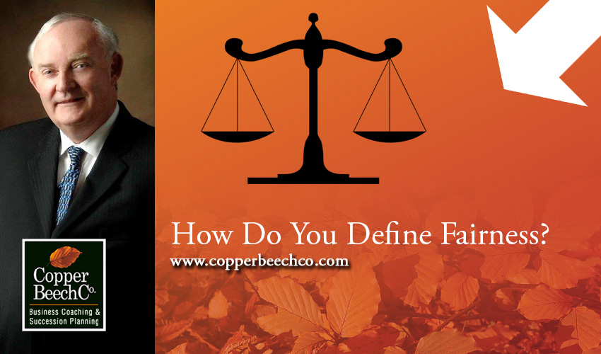 How to define fairness in Business - Copper Beech Co