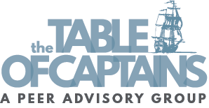 Table of Captains Peer Advisory Group